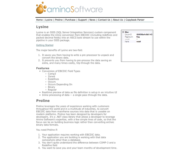 AminoSoftware