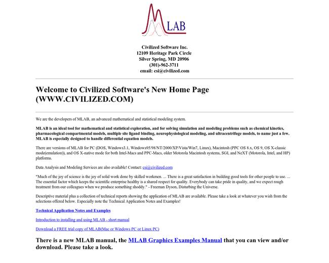 civilized software