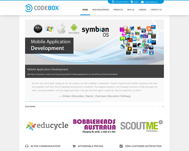 Codebox