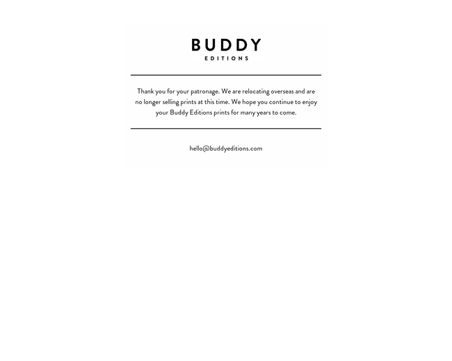 Buddy Editions