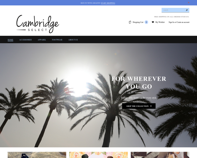 Cambridge Select