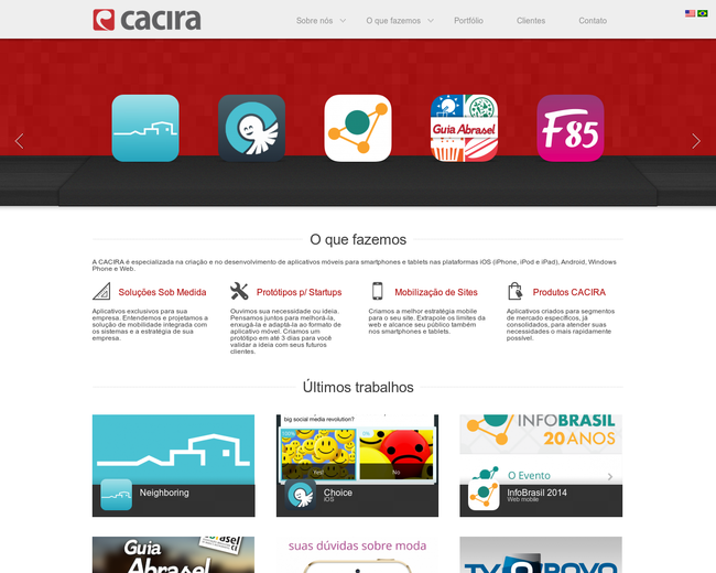 CACIRA mobile solutions