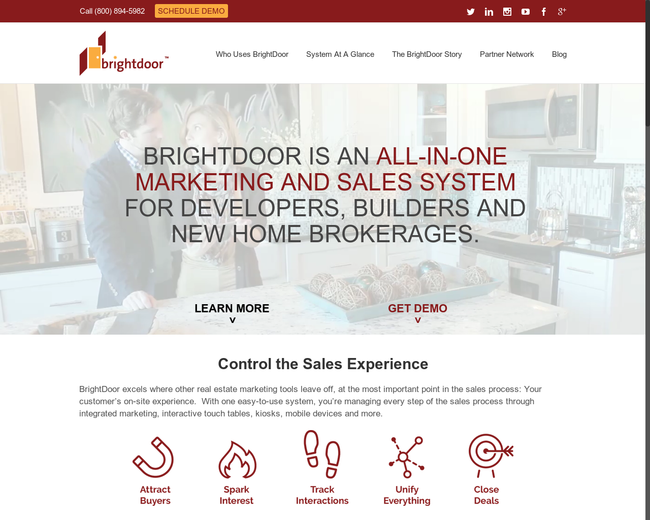BrightDoor Systems