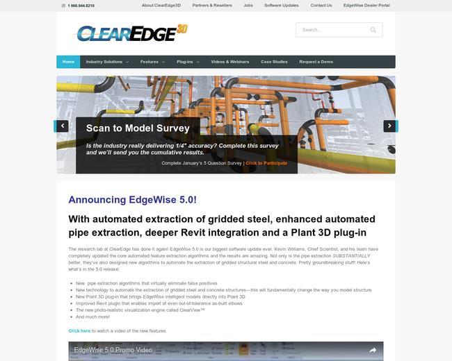 Clear Edge 3D