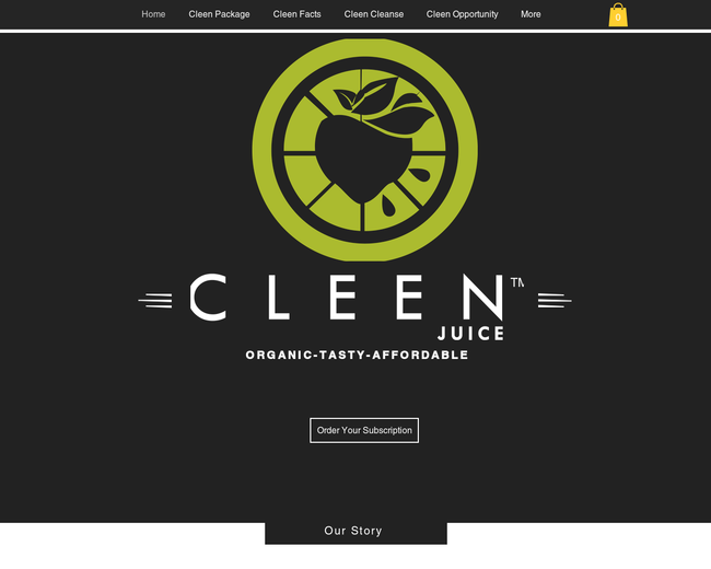 Cleen Juice Organic Cafe