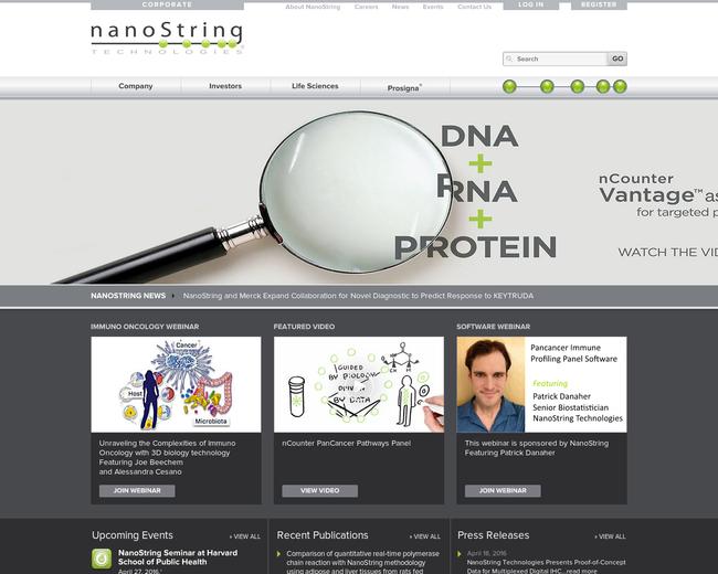 NanoString Technologies