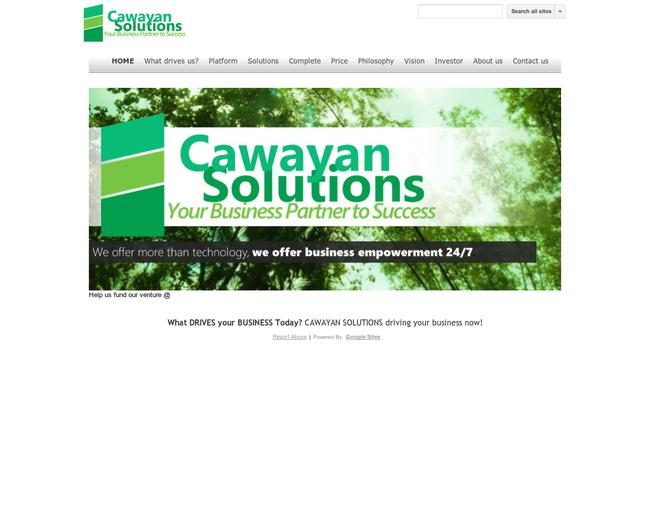 Cawayan Solutions