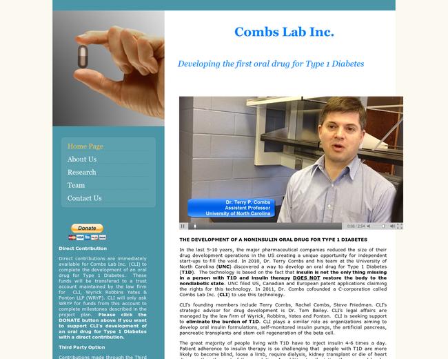 Combs Lab