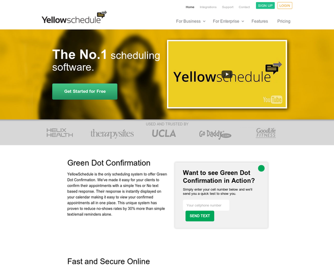YellowSchedule