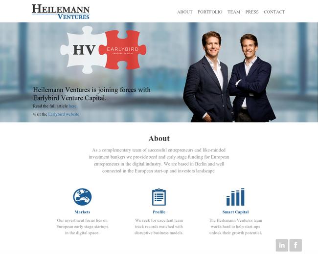 Heilemann Ventures