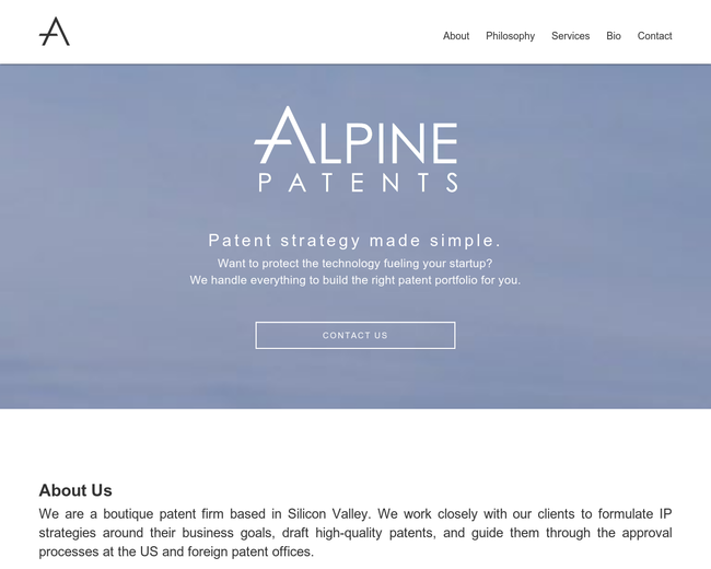 Alpine Patents