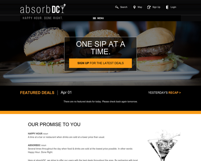 absorbDC
