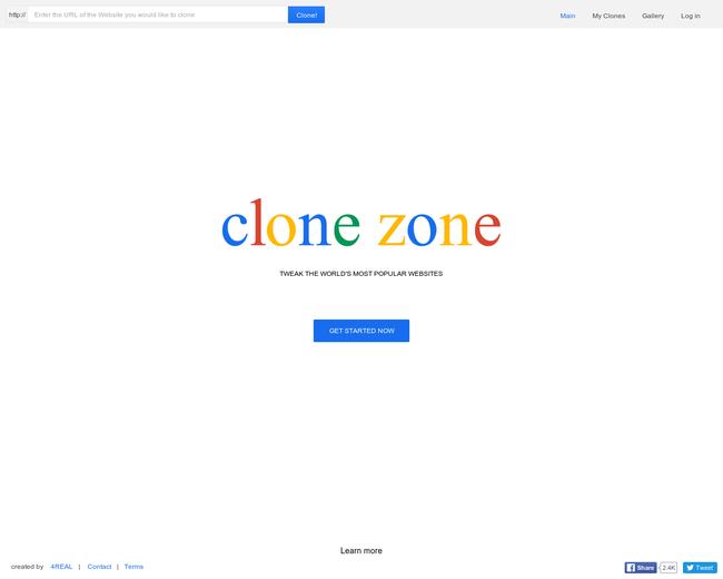 Clone Zone