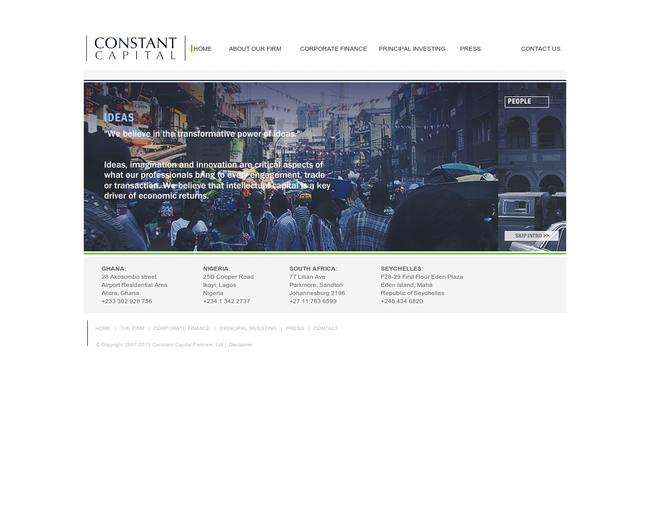 Constant Capital Ventures