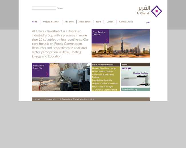 Al Ghurair Investment