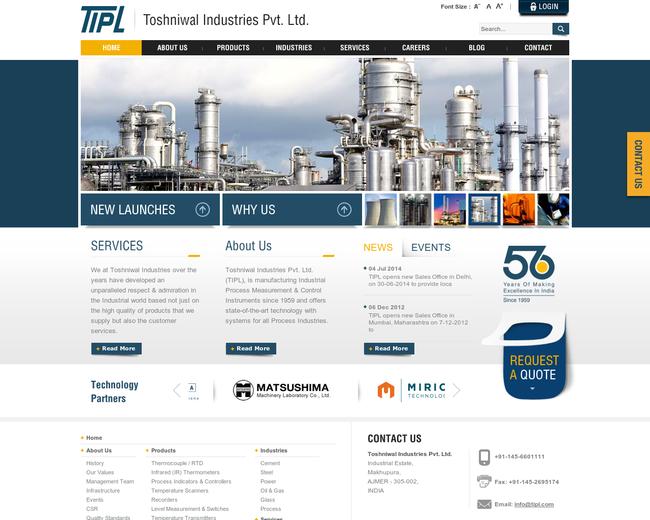 Toshniwal Industries