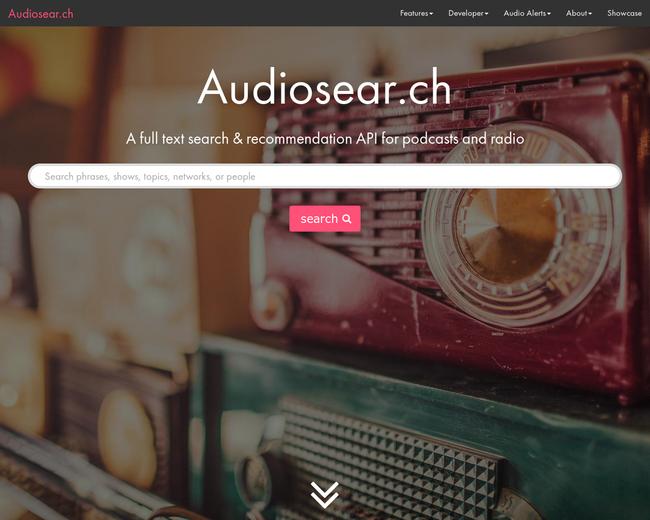 Audiosear.ch