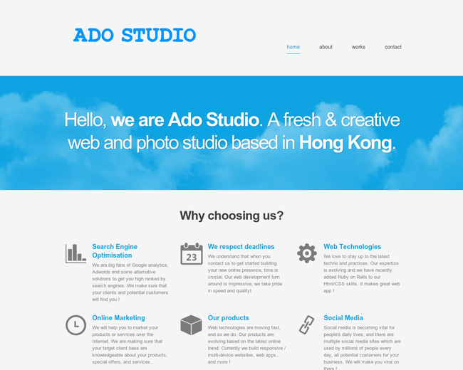 Ado Studio