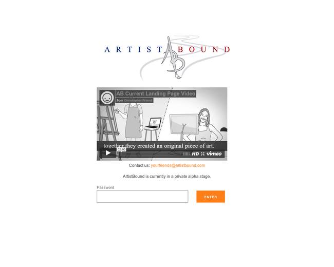 ArtistBound.com