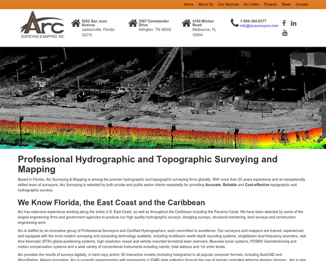 Arc Surveying & Mapping