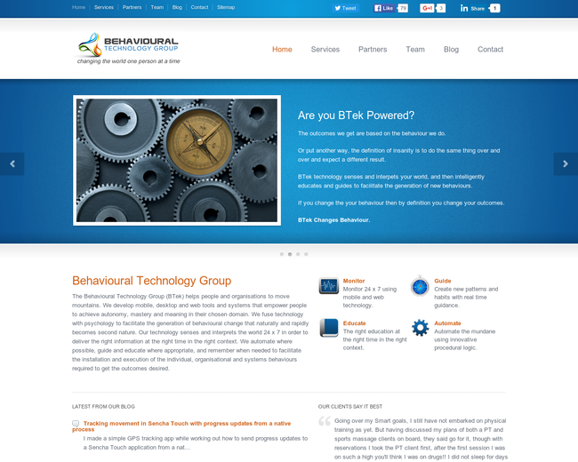 Behavioural Technology Group