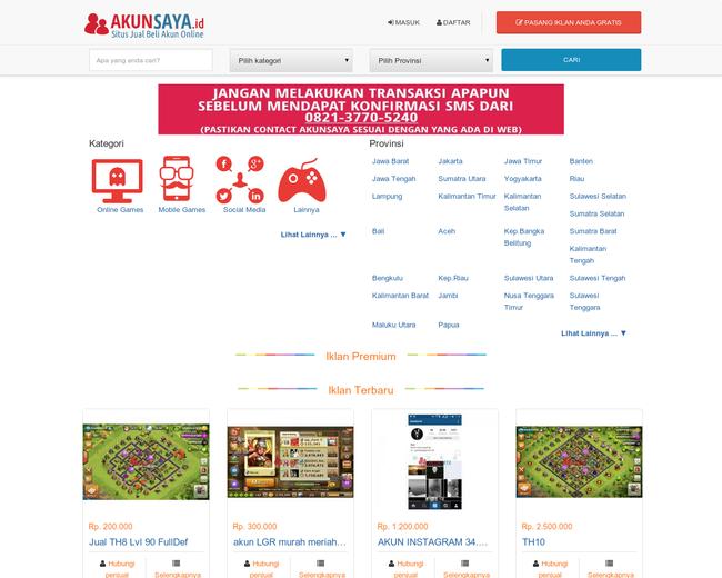 Akunsaya.com