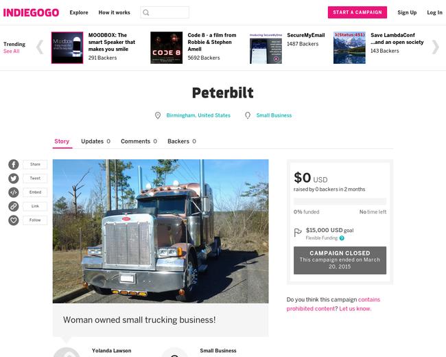 Kahsohtah Trucking