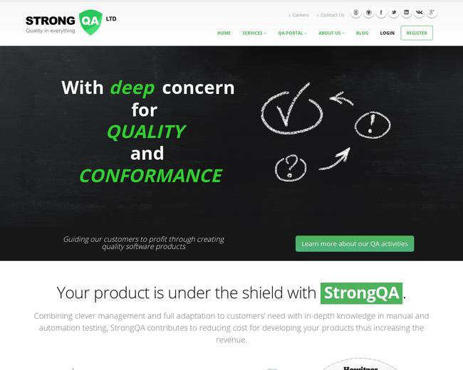 StrongQA