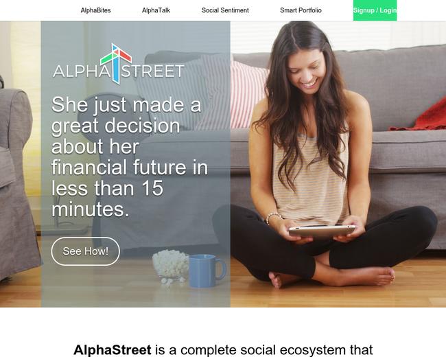 AlphaStreet