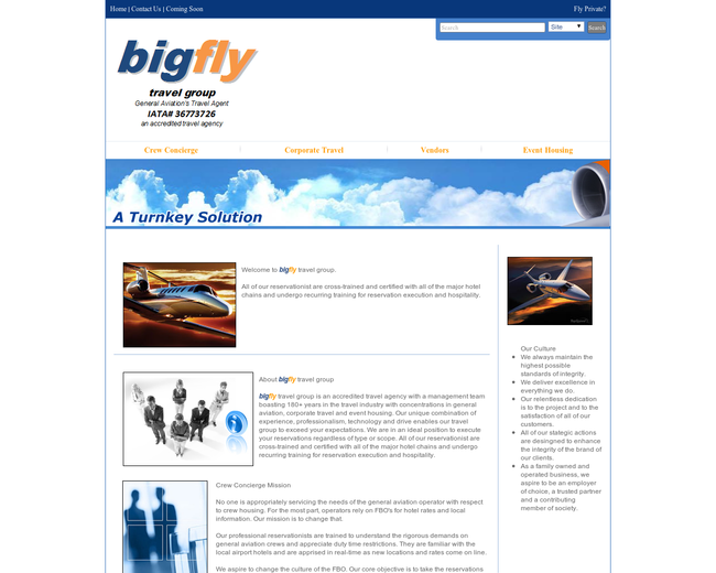 bigfly Travel Group