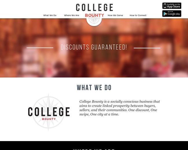 College Bounty
