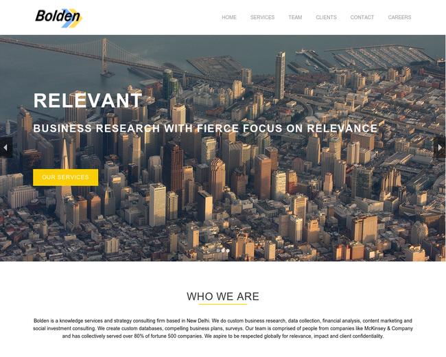 Bolden Enterprises