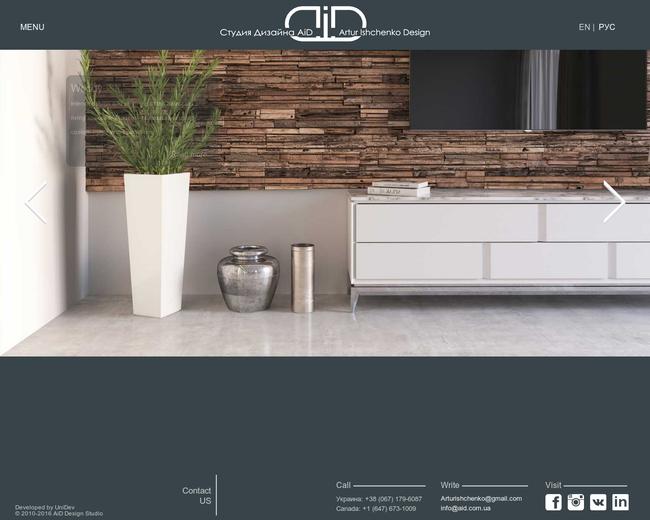 AiD / Artur Ishchenko Design