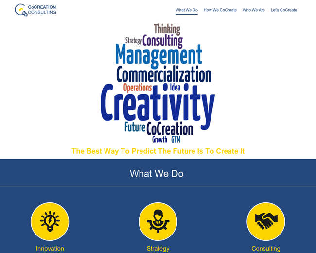 CoCreation Consulting