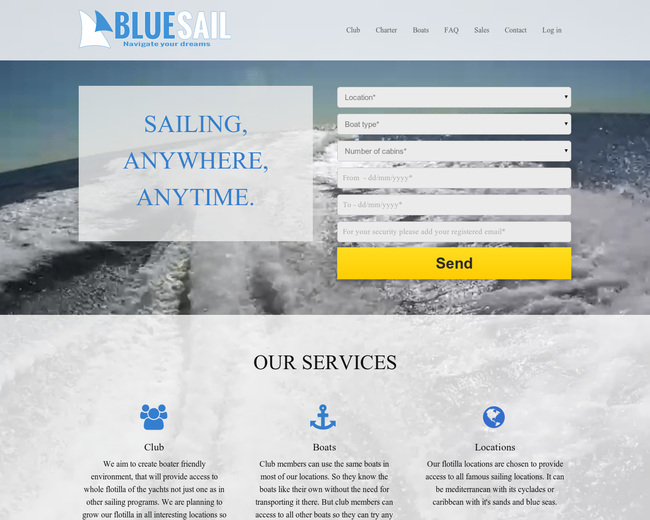 BlueSail Solutions