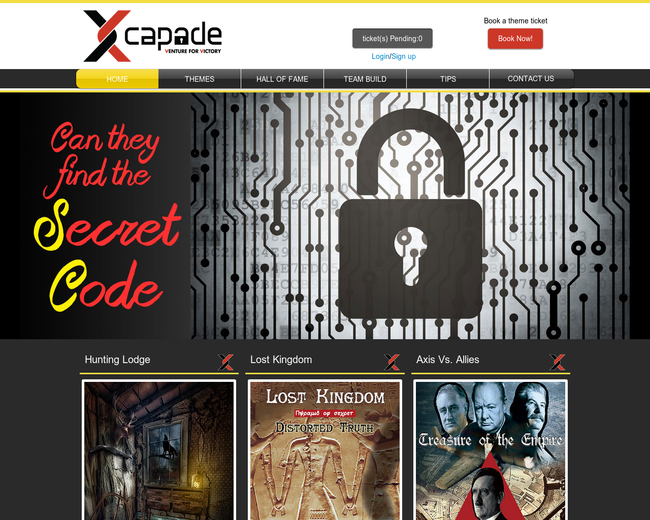 Xcapade Entertainment