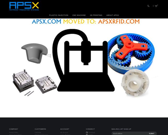 APSX RFID