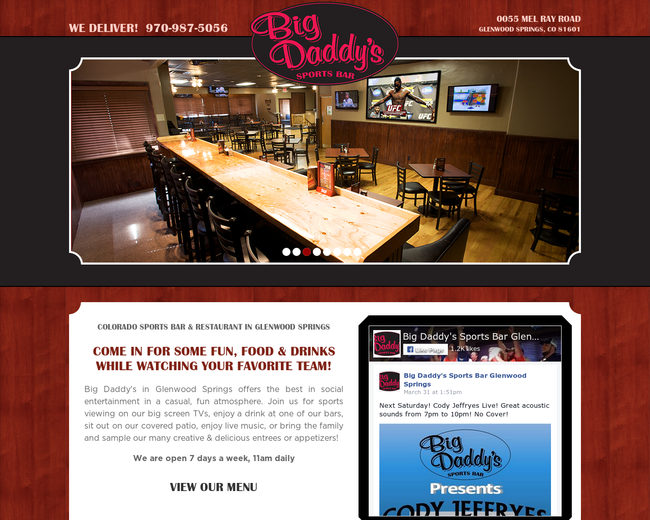 Big Daddy's Sports Bar