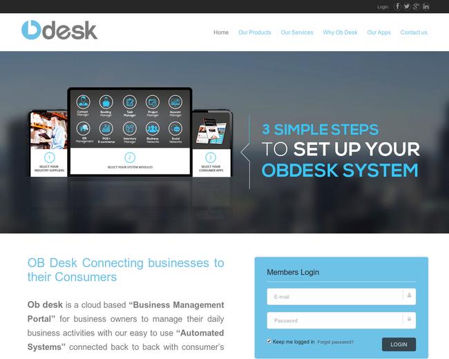 OB Desk