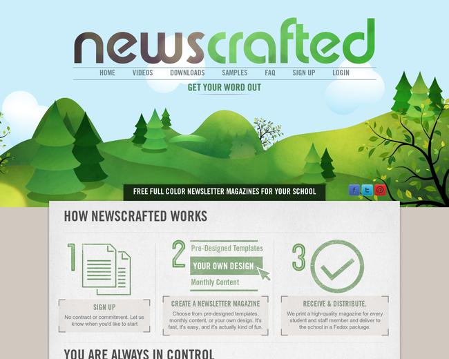 NewsCrafted