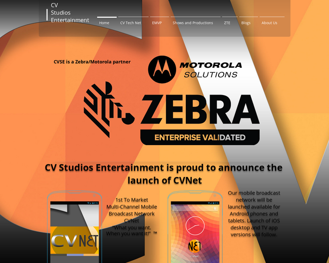 CV Studios Entertainment, Inc.