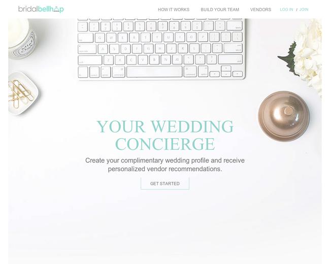 Bridal Bellhop
