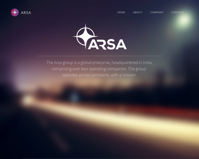 Arsa Pvt. Ltd.