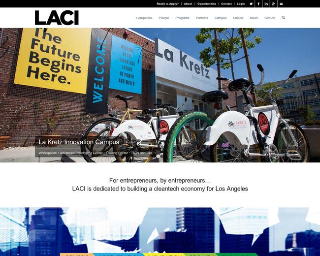 LA Cleantech Incubator