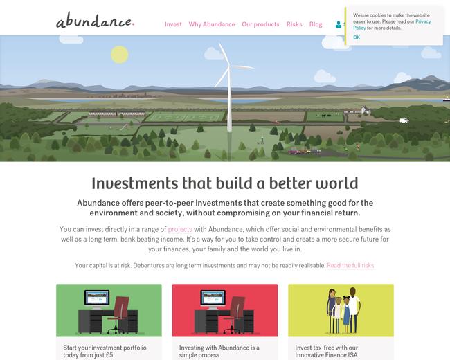Abundance Investment