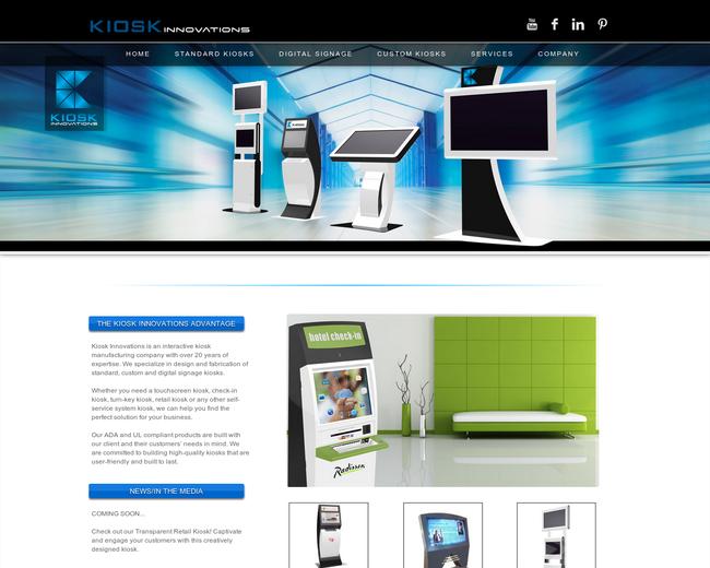 Kiosk Innovations
