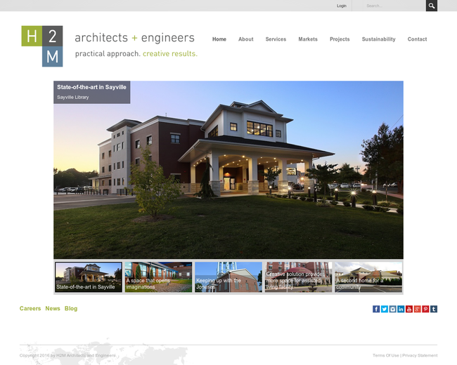 H2M Architects and Engineers