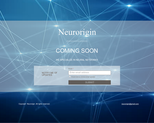 Neurorigin