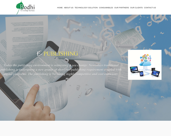 Bodhi Professional Solutions Pvt.