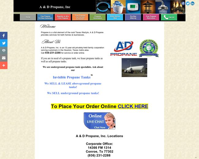 A & D Propane